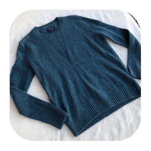 Abercrombie S 100% wool sweater
